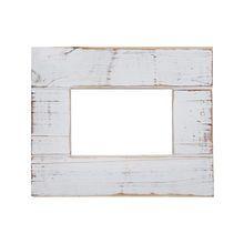 whitewashed wood frame by artminds rectangle wood frames - Whitewashed Picture Frames