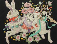 Alice in Wonderland, illustrated by Higuchi Yuko