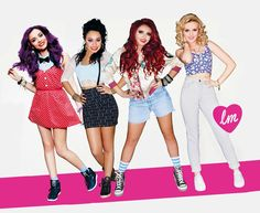 Little Mix! Luv u guys. Props to the uber cute outfits. Great music. XOXO