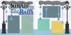 Singin In The Rain Page Kit