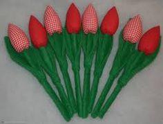 Znalezione obrazy dla zapytania tulipany wykrój