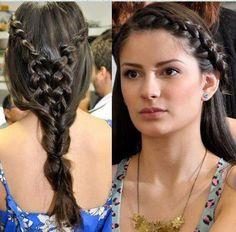 Phenomenal Types Of Braids Braid Hairstyles And Different Braid Hairstyles Hairstyles For Women Draintrainus
