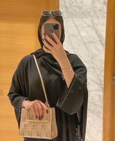 Stylish Hijab, Modest Fashion Hijab, Iranian Women Fashion, Arab Fashion, Muslim Fashion, Mode Abaya, Mode Hijab, Hijab Style Tutorial, Hijab Fashionista