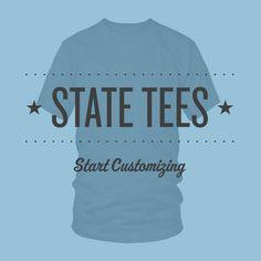 Custom State Tees https://store.barackobama.com