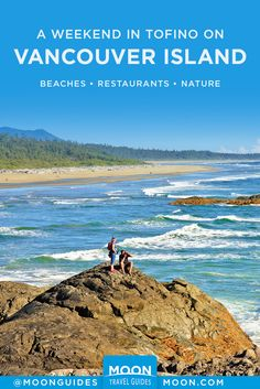 With its rugged beaches and peaceful coastal rainforests, Vancouver Island's west coast can feel like the edge of the world—but the stylish surf town of Tofino has put this dreamy destination on the map. Replete with whale-watching tours, First Nations canoe trips, and beachfront lodges—not to mention an enviable food scene—Tofino (and the surrounding wilderness) makes for a great weekend trip in British Columbia. #bc #travel #pnw #canada