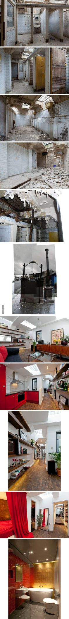 Nemkutya.com - Laura, aki egy lepukkant Wc-ből luxus otthont varázsolt!