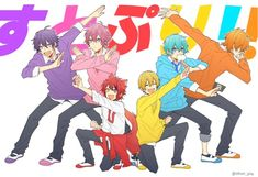 Cute Anime Chibi, Anime Neko, Cute Anime Guys, Anime Art, Anime Boys, Super Hero Life, Blonde Anime Girl, Anime Best Friends, Hunter Anime