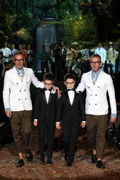 Dsquared2 Spring 2014 Men's Collection