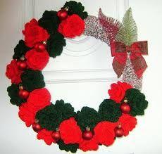 Resultado de imagen para quiero hacer adornos en crochet para mi arbolito de navidad