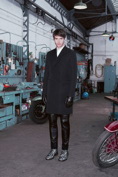 Givenchy Pre Fall 2013 Lookbook