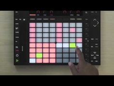 Ableton Push 2 – Creating drum variations - YouTube