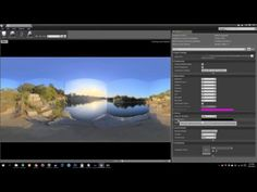 CubeMap from HDRI for Unreal Engine 4.10