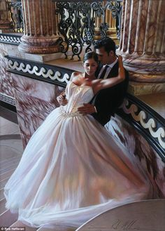 This is a painting not a photo - Rob Hefferan from Cheshire UK.