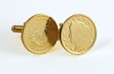 Other Fine Jewelry Jewelry & Watches Punctual Sterling Silver Replica Threepence Cufflinks