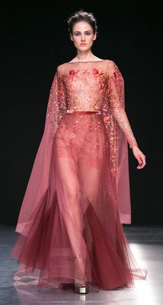 Georges Chakra Haute Couture Fall/Winter 2017-2018