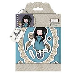 Gorjuss Urban Rubber Stamp  The Owl *** Read more reviews of the product by visiting the link on the image.