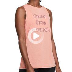MySportswear: Nike Shirts - Yoga Training Tank #morningyoga Morning Yoga Flow, Yoga Training, Yoga At Home, Yoga For Weight Loss, Models, Yoga For Beginners, Yoga Inspiration, Yoga Poses, Nike Tank