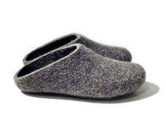 Material Felt Slippers ($20-50) - Svpply