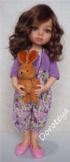 Девочка Мила. ООАК куклы Paola Reina. / Paola Reina, Antonio Juan и другие…