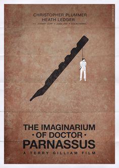 The Imaginarium of Doctor Parnassus. This was Heath Ledger's last film. It's extremely underrated. I adore it