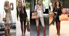 Cómo combinar unas botas marrones. ¿Tienes dudas sobre qué combina con botas marrones? ¡No temas! Las botas de este color son perfectas para una infinidad de looks, ya sean de diario o más formales. Y es que los tonos marrones encajan ...