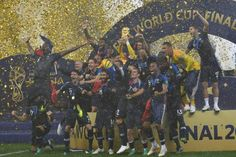 Champions, Football, Painting, World Cup 2018, Beautiful Images, Blue, Slide Show, Amigos, Soccer