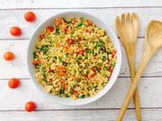 Egg fried cauliflower rice recipe - Image 1