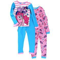 My Little Pony Girls 4 pc Cotton Pajamas (10) Hasbro http://www.amazon.com/dp/B00ZPKGQ9O/ref=cm_sw_r_pi_dp_5CSSvb0ZR24T5