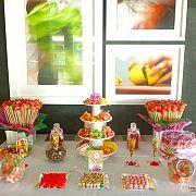 Buffet de Chuches Moremí Eventos - Bodas - Restaurante Iñigo Lavado en Irun   www.moremieventos.com