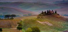 MI PARAISO ESCONDIDO: Escenas de la Toscana italiana.