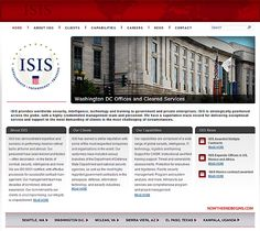 ISIS provides worldwide security, intelligence, technology and training to government and private enterprises in the Middle East, and located in the Ronald Reagan Building in Washington, D.C.