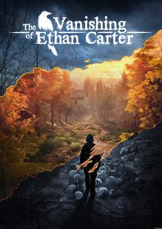 "Review of the difficult game ""The Vanishing of Ethan Carter"" - Storytelling at its finest - worth the effort of playing the game"
