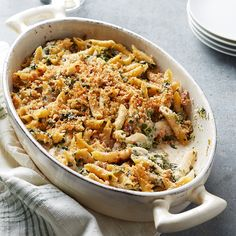 comforting and flavorful low calorie vegetarian dish is packed with protein. Casserole Recipes, Pasta Recipes, Dinner Recipes, Cooking Recipes, Spaghetti Recipes, Vegetarian Dish, Vegetarian Recipes, Healthy Recipes, Vegetarian Spaghetti