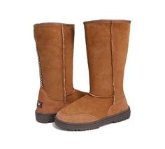 Chestnut Ultra Tall UGG Boots. Great price