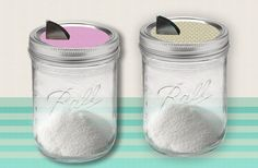 turn any mason jar in to a dispenser