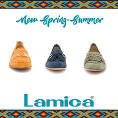 Lamica shoes