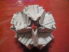 DebOrigami.blog: Kusudama 5