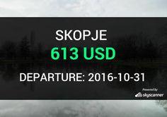 Flight from Seattle to Skopje by Avia    BOOK NOW >>>