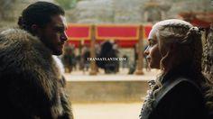 Jon & Daenerys | Transatlanticism