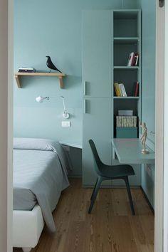#homedecor #apartment #renovation #milano #italy #bedroom