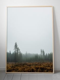Fine Little Day Skog Poster (70x100cm)