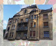 Cafe Chic Choc zaprasza do Timisoara w Rumunii Louvre, Chic, Building, Travel, Shabby Chic, Elegant, Viajes, Buildings, Destinations