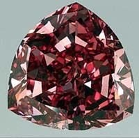 Moussaieff Red Diamond    worlds famous diamonds