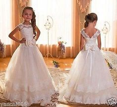 Paiges flower girl dress