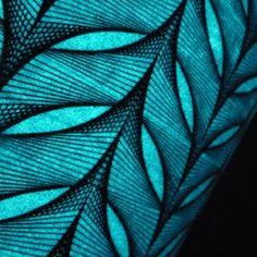 ana piñeyro » Luminous Textiles