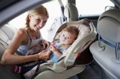 3 minute car seat safety checklist #spon