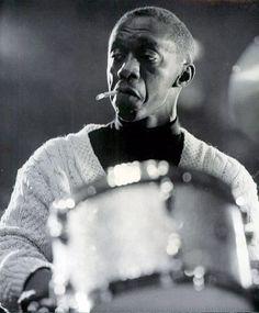 Drummerworld: Art Blakey