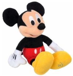 Just keep smiling with Disney's Mickey Mouse Clubhouse Plush Mickey Mouse. Find dazzling collection of Mickey Mouse & Minnie Mouse Plush Toys for Christmas at ToyHo. Mickey Mouse Doll, Disney Micky Maus, Disney Mickey Mouse Clubhouse, Mickey Mouse And Friends, Baby Mouse, Cute Plush, Plush Animals, Stuffed Animals, Christmas Toys