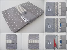 O Conjunto O saco da primeira roupa A fralda A bolsa das toalhitas O porta documentos Os prende-chupetas e bolsi...