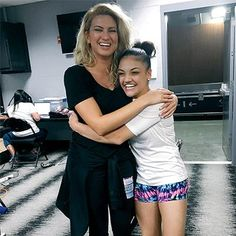 News: Laurie Hernandez Can't Keep Her Cool When She Has a Surprise Meeting with Tori Kelly